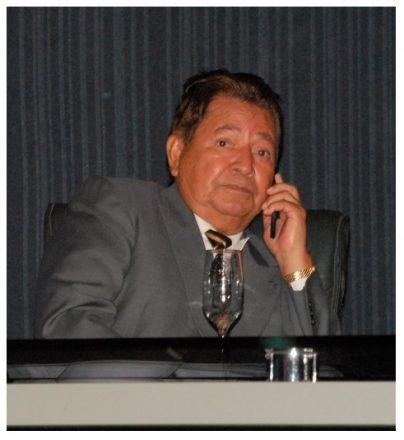 """Ézio Ferreira, era um homem popular e um político """"bonachão"""""""
