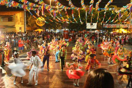 Muitas festas juninas vão animar o final de semana em Manaus