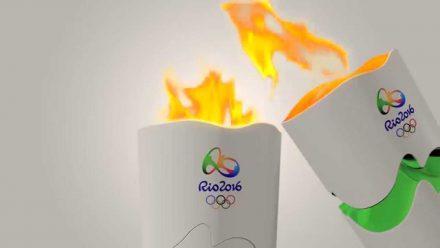 A chama, em duas cidades da Região Metropoitana