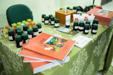 Na foto, alguns dos produtos lançados