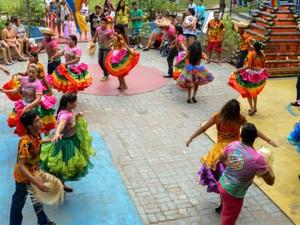 Festas juninas em toda Manaus no final de semana