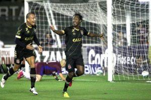 Vasco vence o Náutico e mantem liderança isolada na Serie B