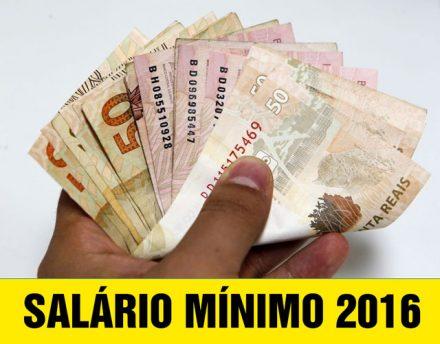 Dieese afirma que o Salário minimo, ficará sem ganho real até 2019