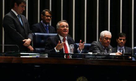 Renan bate martelo e antecipa votação do impeachment no Senado