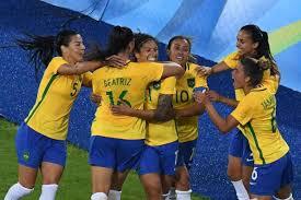 Goleada brasileira na Suécia