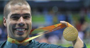 Daniel Dias conquistou nove medalhas para o Brasil, nos Jogos Paralímpicos do Rio 2016