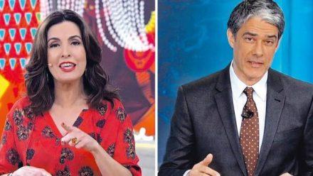 Bonner e Fatima, o casal 20 da Globo, esta´separado