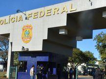 A PF faz buscas em Brasliia e Porto Alegre